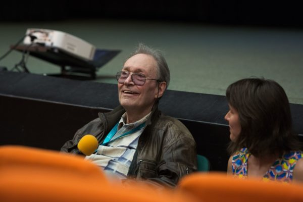 Diskuze s Rolandem Klickem po skončení filmu S tváří dítěte