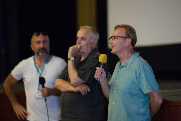 Diskuze po skončení filmu Hastrman