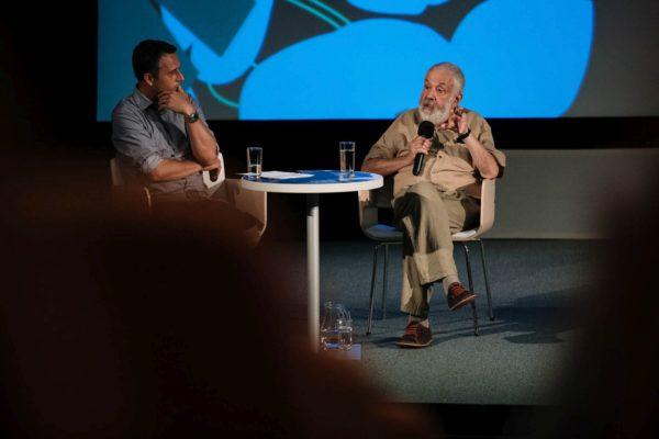 Foto: Tomáš Hejzlar, Lekce filmu podle Mikea Leigha